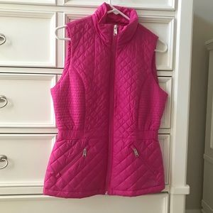 ❄️NORTH FACE❄️ Insulated Luna Vest Pink SMALL